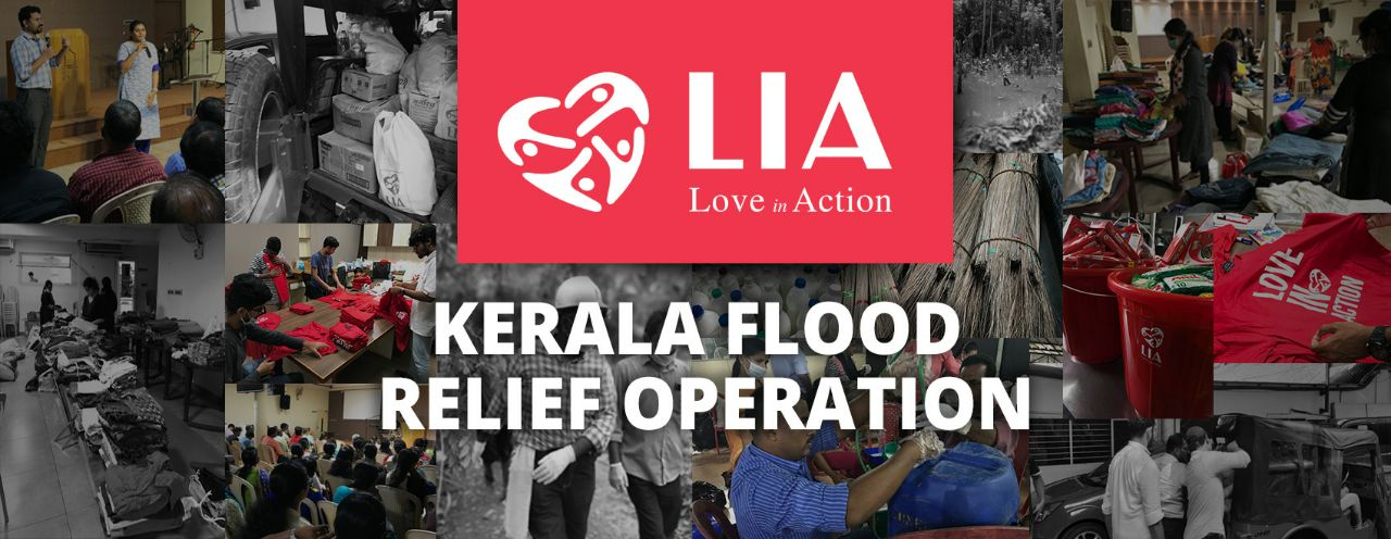 Kerala Flood Relief Operations